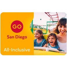 Go Card San Diego - 1 dia